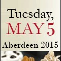Bon Appetit  May 5th Join us at the Aberdeen!