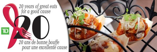 A Taste For Life web banner