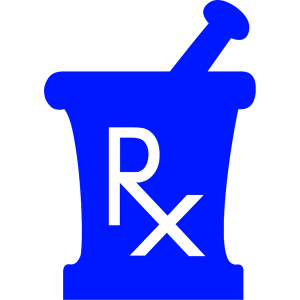 Prescription symbol Rx